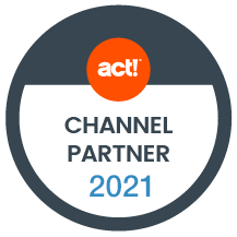Act Channel Partner Badge