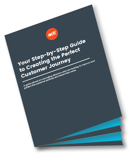 customer journey guide cover